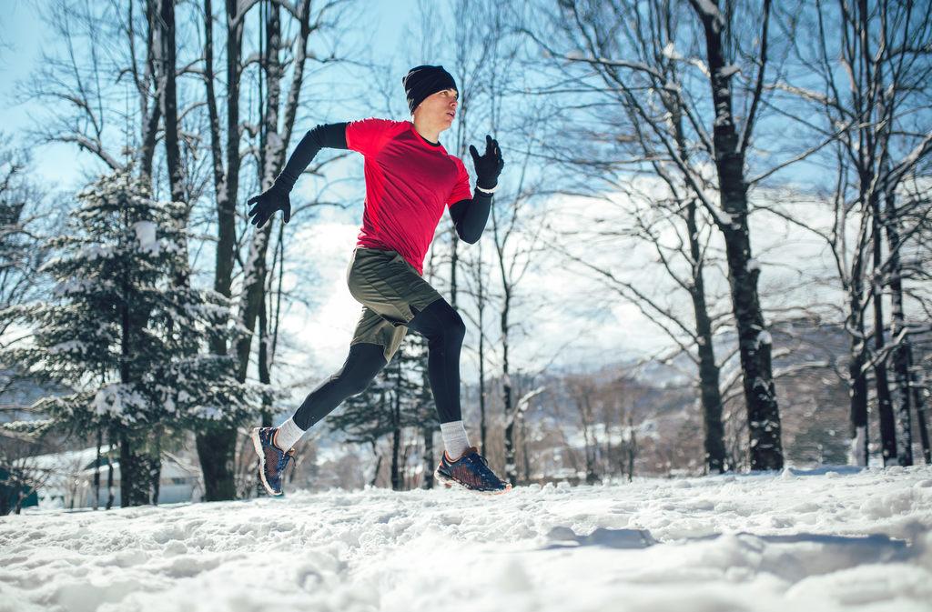 odblaski do biegania ważne zimą