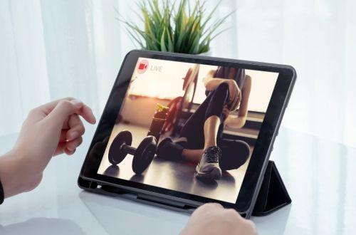 praca trener, praca instruktor fitness online