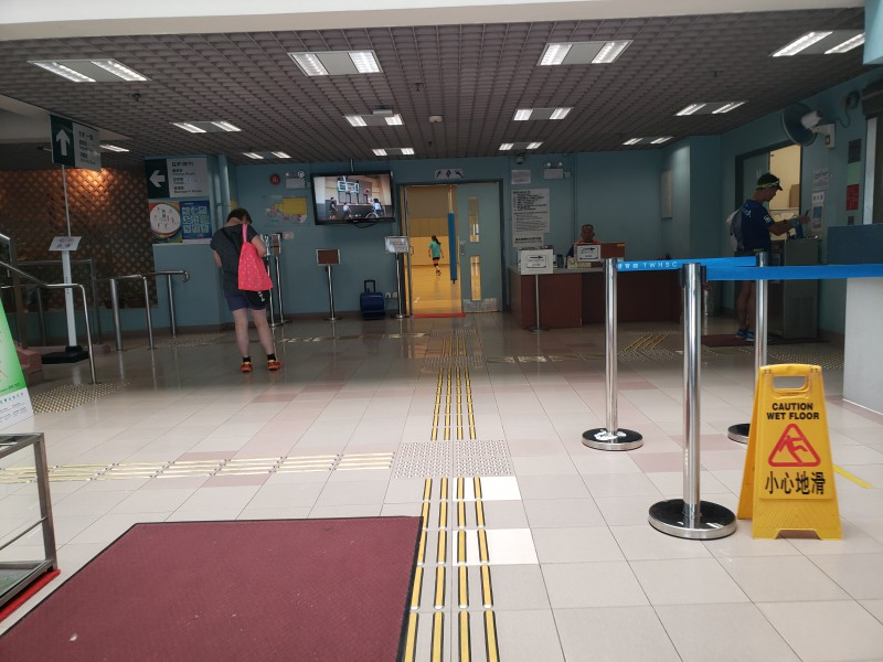 大窩口體育館 | 無障礙景點|香港一站式 ♿ 無障礙資訊平臺|無障礙旅遊指南|Free Guider