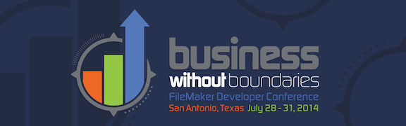 FileMaker Developer Conference, San Antonio, Texas, July 28-31, 2014