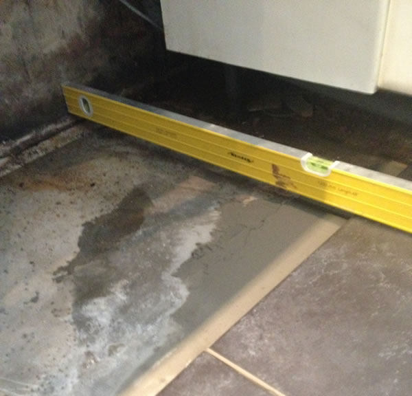Levelling Uneven Concrete Floors  How to Level Blog