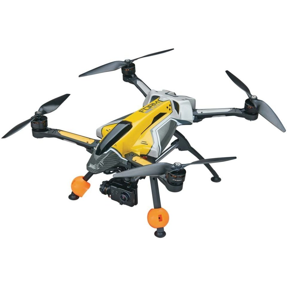 HeliMax RTF FORM500 Quadcopter