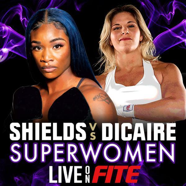SuperWomen: Shields vs Dicaire