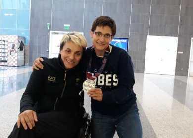 Cristina Semenza e Michela Brunelli
