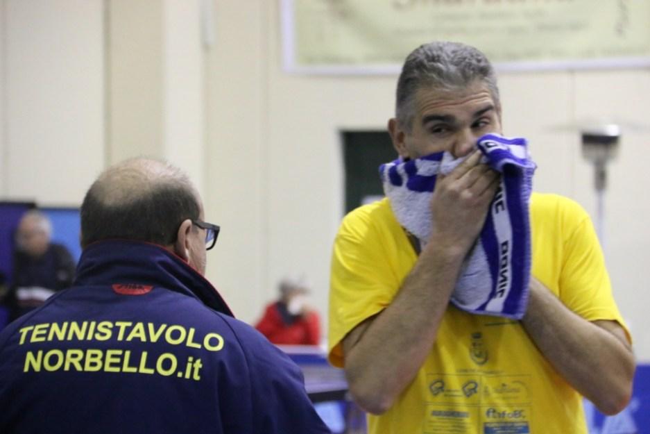 Antonello Ledda e Tore Scotto (Foto Gianluca Piu)