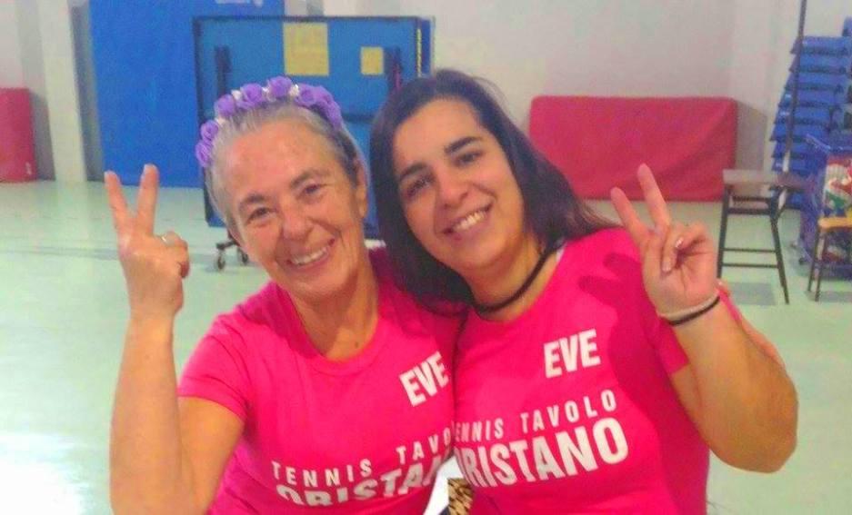 Egle Fanni ed Eleonora Piras