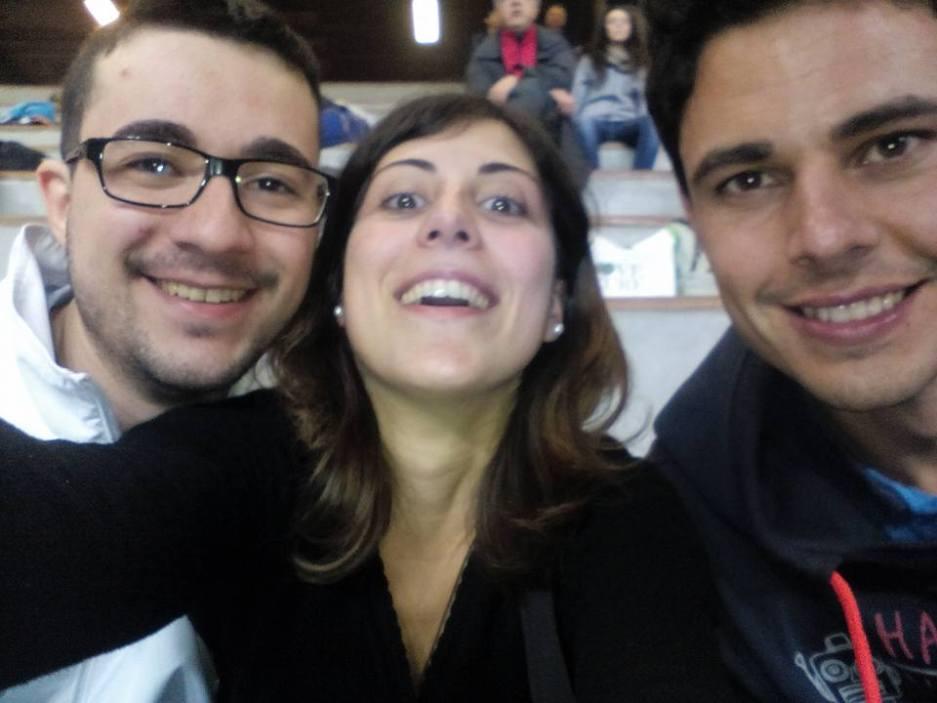 Lai, Trudu e Zuccato impegnati a La Spezia