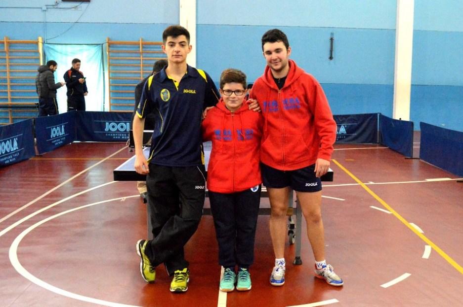Stefano Macis, Nicola Macis e Nicola Pisanu (Foto Luciano Saiu)