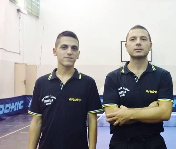 Alberto Ticca e Tonino Pinna