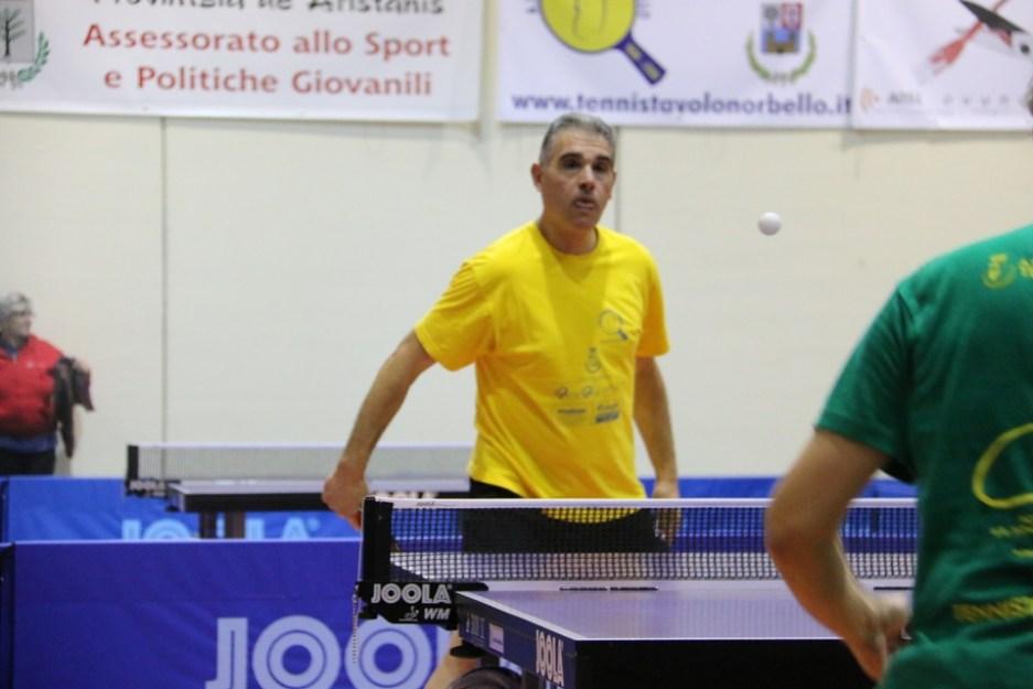 Antonio Ledda (Foto Gianluca Piu)