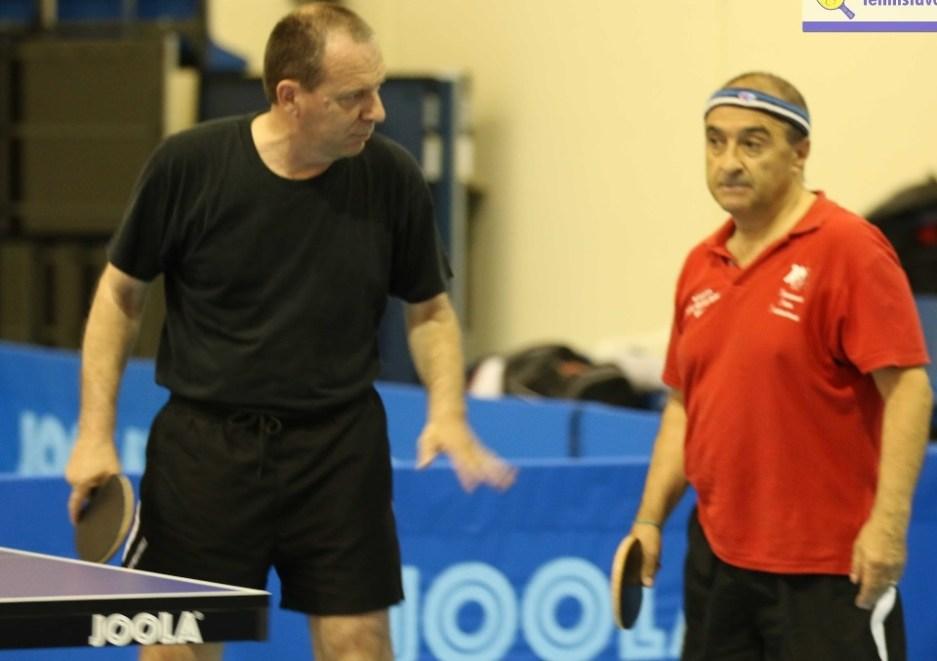 Bruno Pinna e Giancarlo Pili (Foto Gianluca Piu)