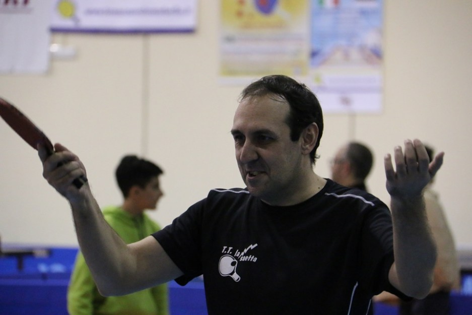 Alberto Manos (Foto Gianluca Piu)
