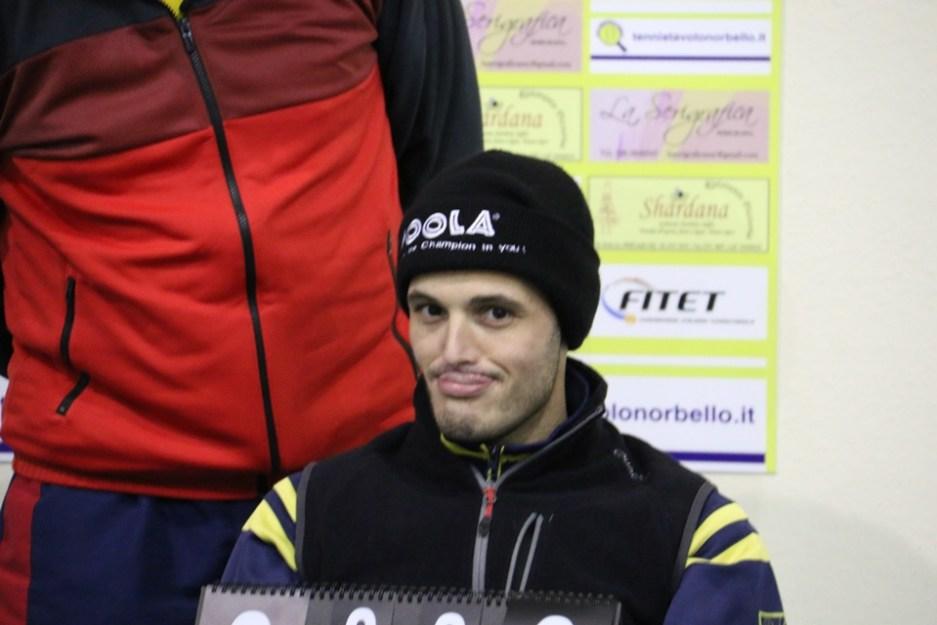 Federico Concas (Foto Gianluca Piu)