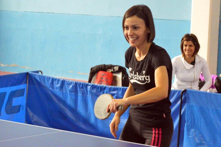 Valeria Marongiu e Caterina Piras (Foto Luciano Saiu)