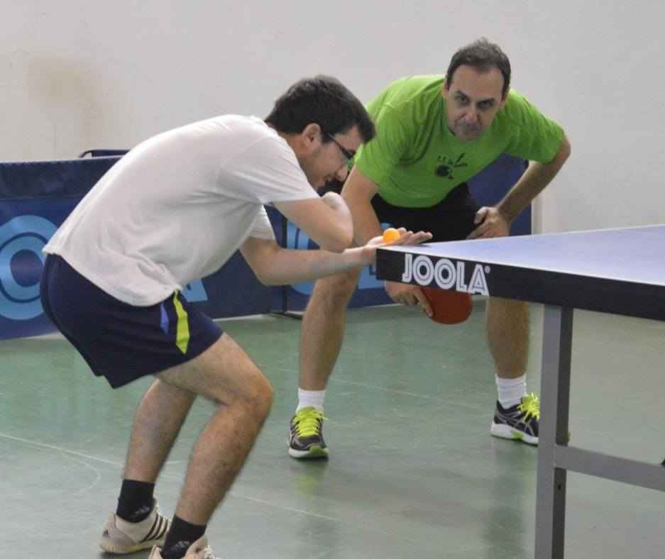 Francesco Lai e Alberto Manos (Foto Antonello Sanna)