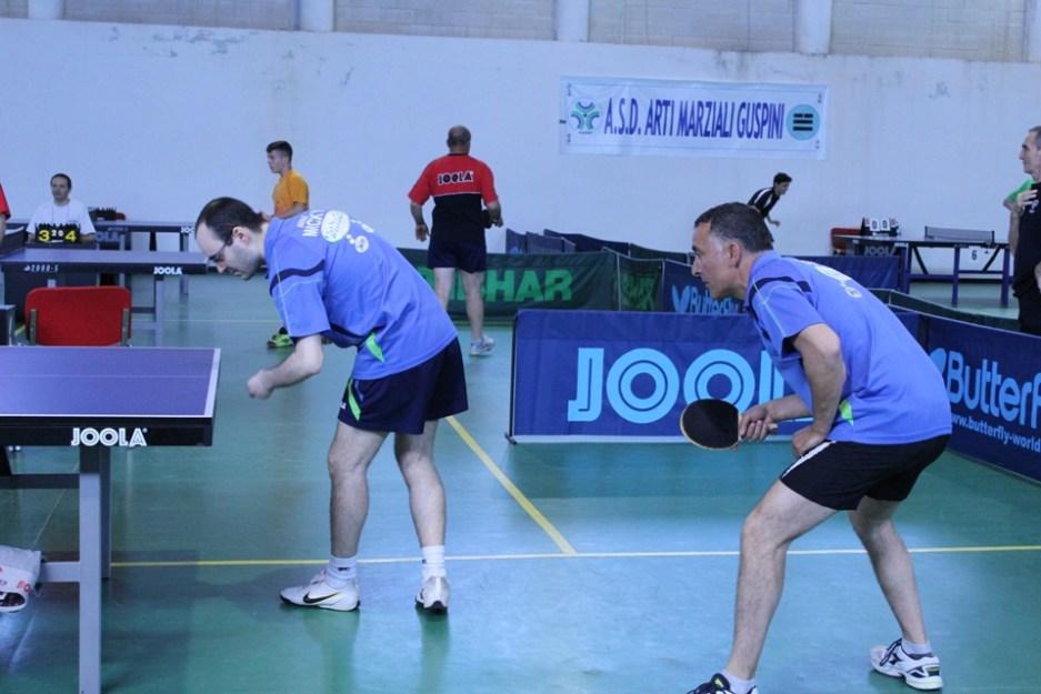 Michele Lai e Fabrizio Melis (Foto Eleonora Piras)