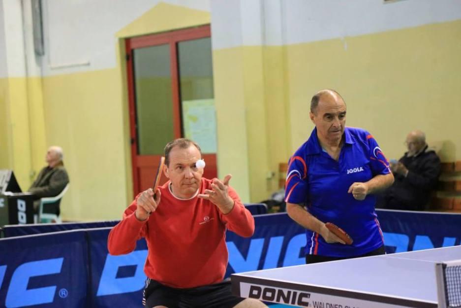 Bruno Pinna e Giancarlo Pili (Foto Tomaso Fenu)