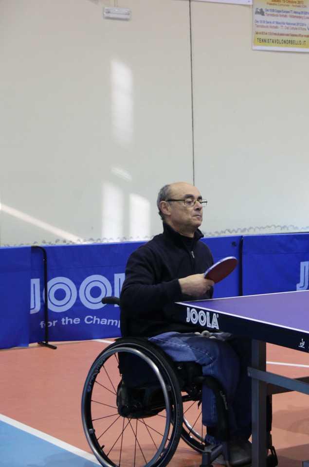 Carmelo Addaris (Foto Gianluca Piu)