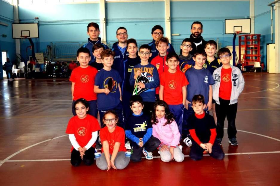 I partecipanti all'open stage del 5 gennaio (Foto Luciano Saiu)