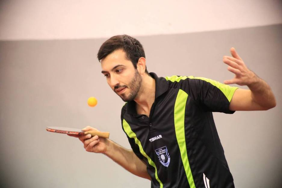 Angelo Serri (Foto Tomaso Fenu)