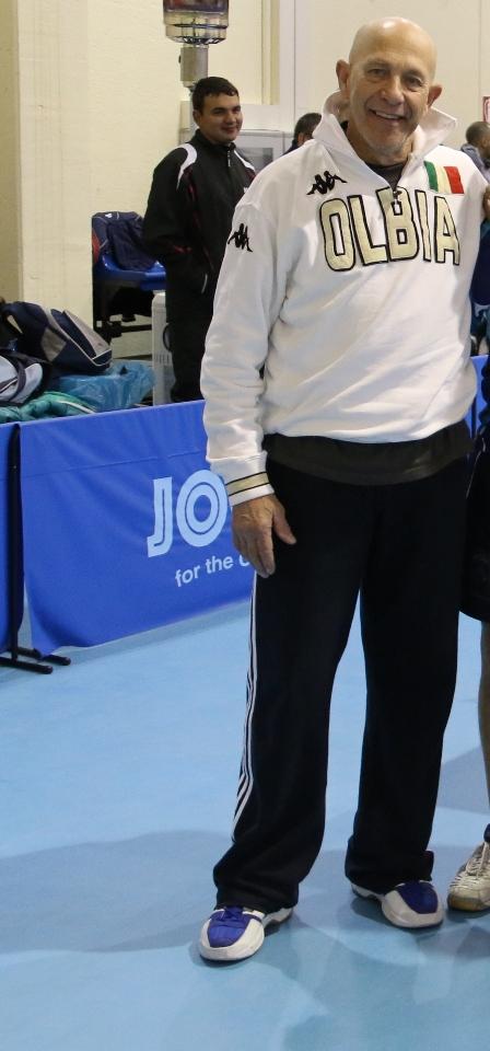 Antonio Rossi (Foto Gianluca Piu)