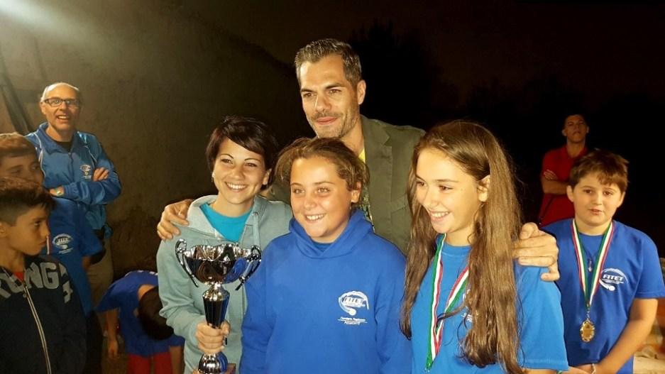 Il Piemonte vince la Coppa Muravera Femminile