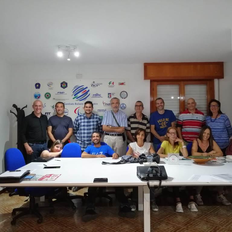Cronache Pongistiche Sardegna del 13 settembre 2019