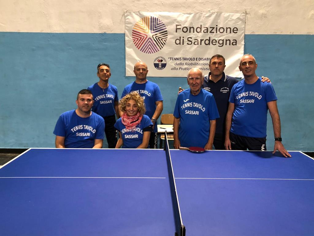Cronache Pongistiche Sardegna del 31 ottobre 2019