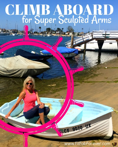 Climb Aboard for Super Sculpted Arms