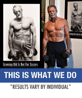 Building Muscle After 50 - The Definitive Guide For Men