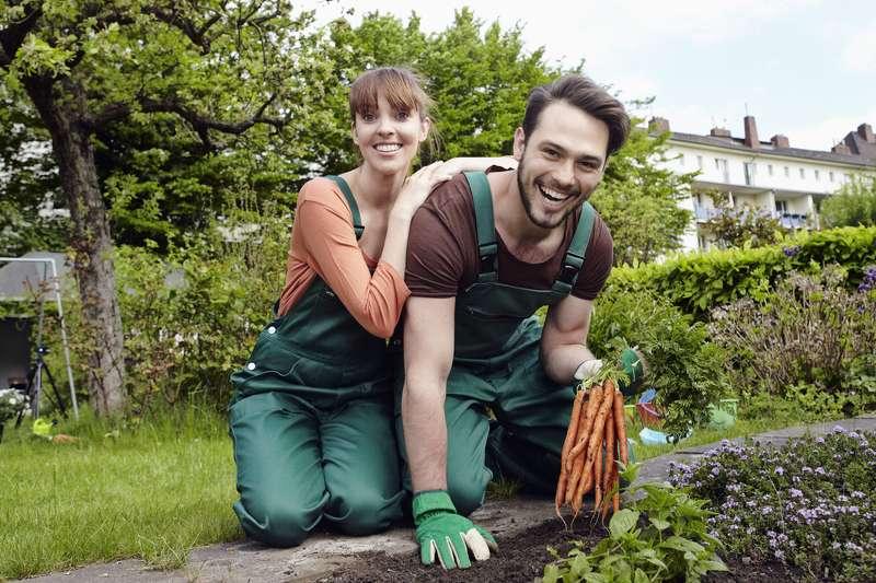 GartenFitness Garten als OutdoorStudio  FIT FOR FUN