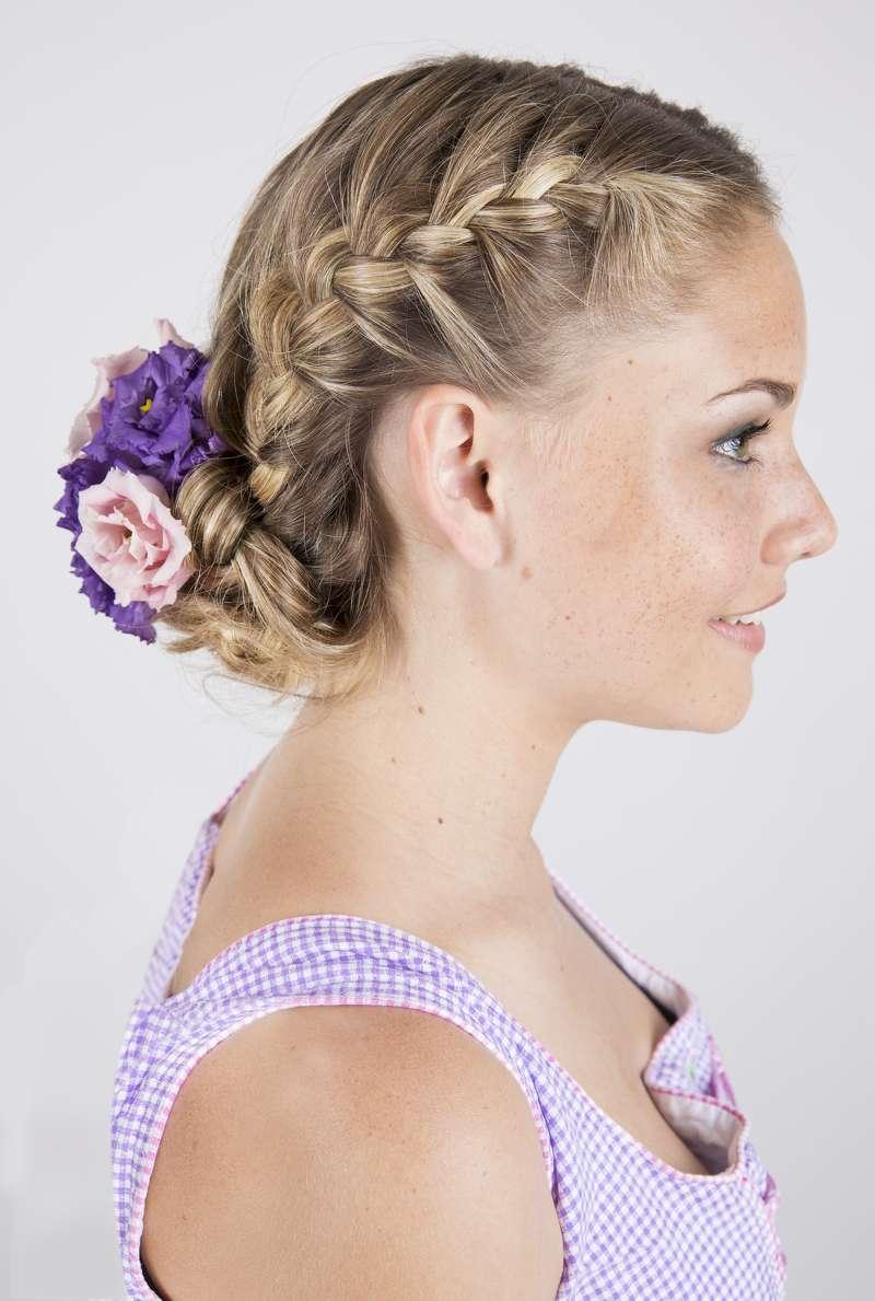 Hochzeitsfrisur Lange Haare Offen