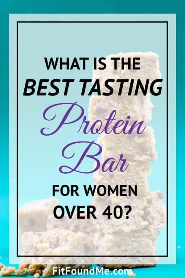 healthiest protein bars