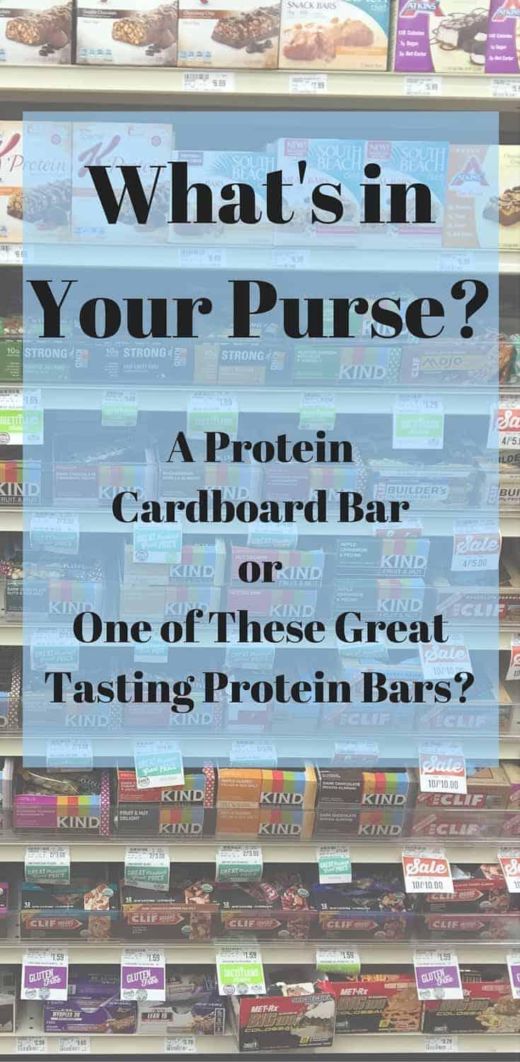best tasting protein bar