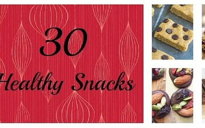 30 Healthy Snacks for Women Over 40