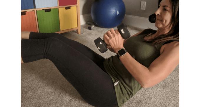 30 Day Fitness Challenge + Printable Calendar for Women Over 40