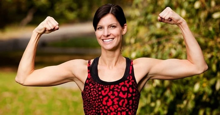 4 Easy Exercises to Lose Arm Fat Women Over 40 Can Do Anywhere