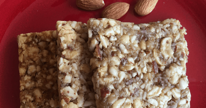 Simple Squares: The Healthy Snack Bar That Tastes Homemade + Giveaway