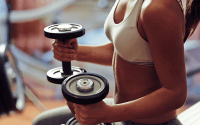 Burn More Calories by Adding This to Your Strength Training Session