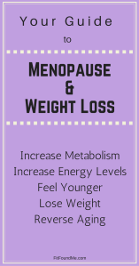 guide to menopause and weight loss