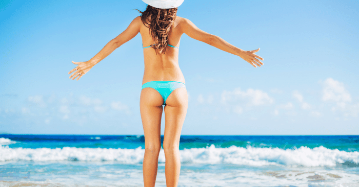 Get Rid of Your Mom Butt with this Less Than 30 Minute Workout Video