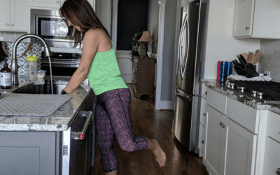 5 Minute Workouts for Beginners or Advanced to Tone Muscles
