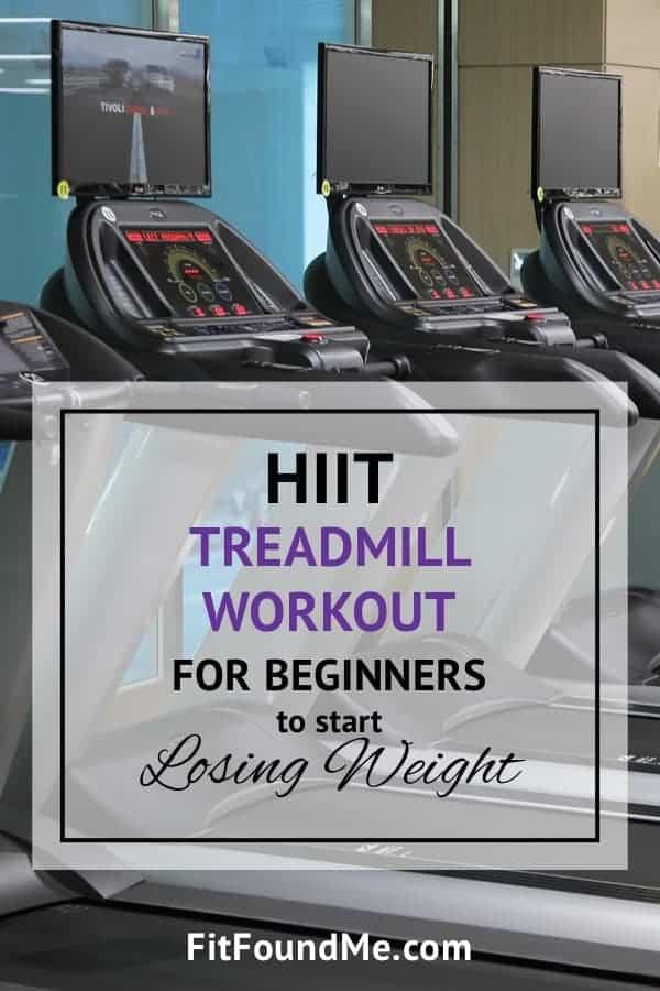 hiit treadmill workout