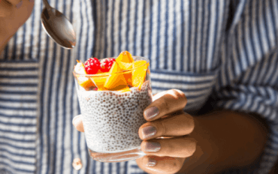 5 Ways to Get More Chia Seeds Into Your Meals