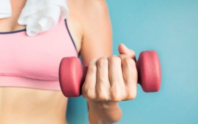 Treadmill Dumbbell Workout for a Total Body Workout
