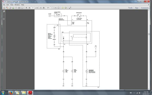 Reverse Wiring Diagram