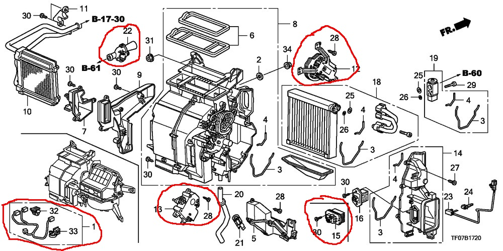 Pontiac Vibe Interior Parts Diagram. Pontiac. Auto Wiring