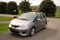 DIY: Yakima roof rack track install - Unofficial Honda FIT ...