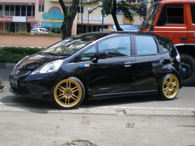 My GE8 Fit - Unofficial Honda FIT Forums