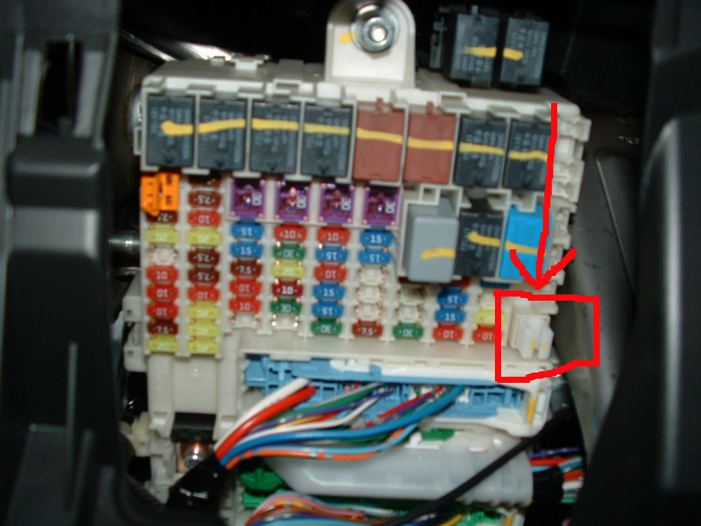 hight resolution of honda jazz 2012 fuse box data wiring diagrams u2022 2008 mercury milan fuse box 2008
